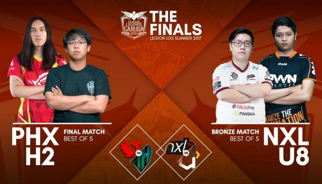 League of Legends Indonesia the match PCN