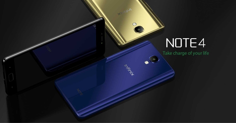 flash sale Infinix Note 4 FI