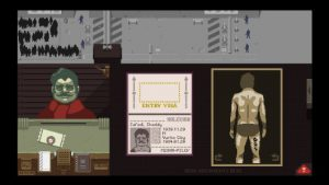 game papers, please