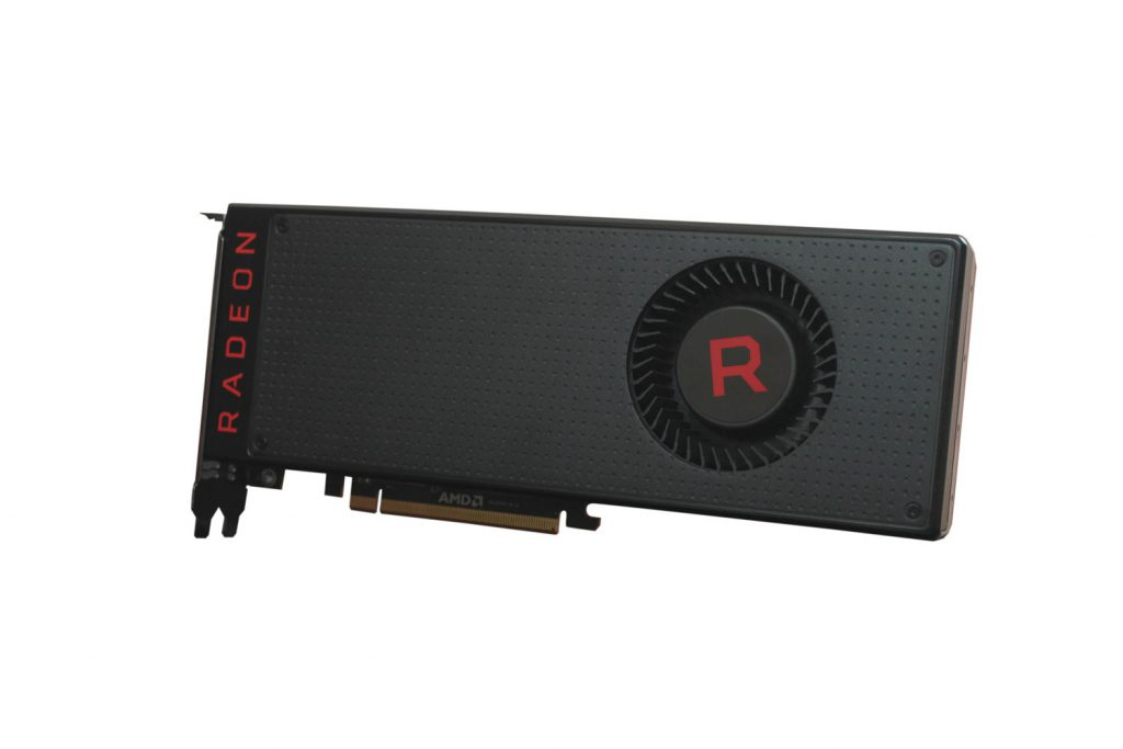 AMD Radeon RX VEGA 64 Fan and heatsink