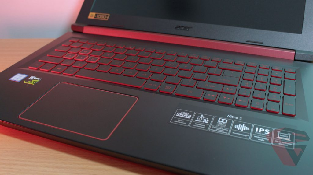 Review Acer Nitro 5 - Workstation 2
