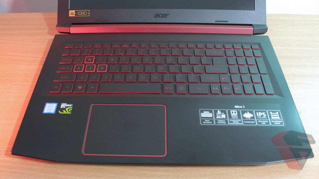 Review Acer Nitro 5 - Workstation