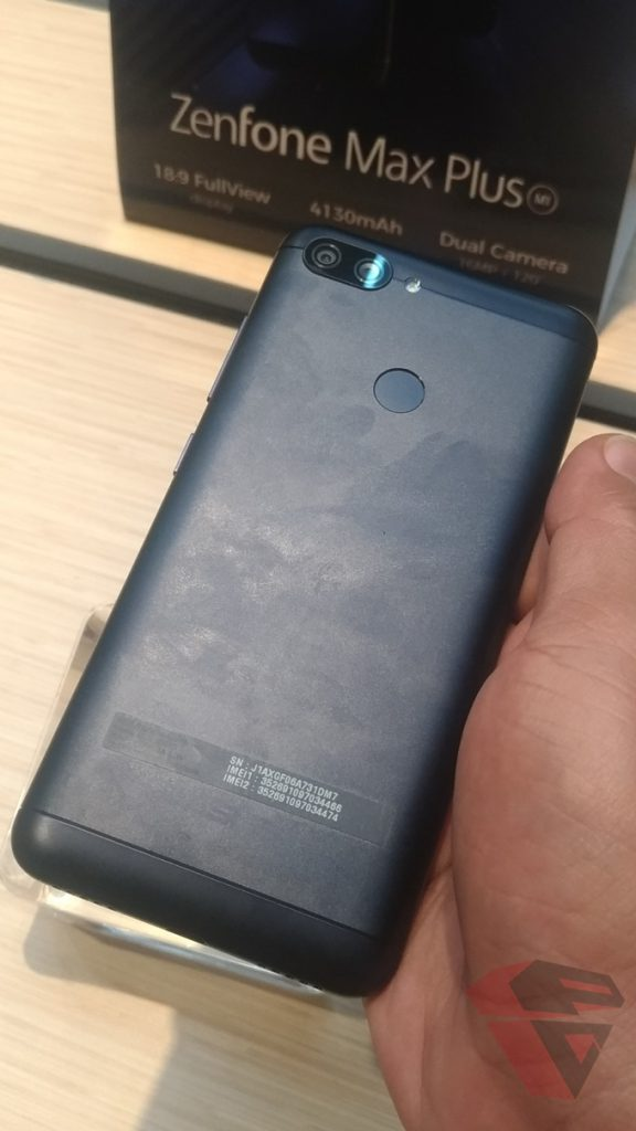 Asus Zenfone Max Plus M1 - Back Cover